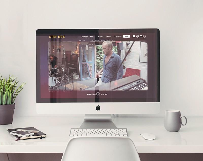 aankondiging nieuwe website