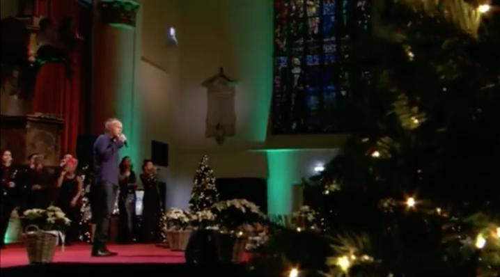 stefbos-in-de-trouw-kerstshow 25/12/2017